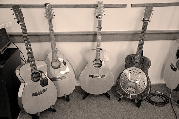 Arranging ~ Acoustic Ensemble
